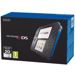 Nintendo 2DS Azul y Negro