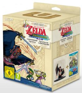 The Legent Of Zelda: The Wind Waker HD Limited Edition