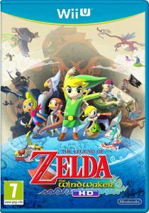 The Legent Of Zelda: The Wind Waker HD