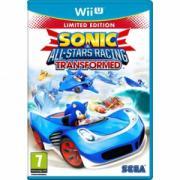 Sonic & Sega Allstar Racing Transformed  - Wii U