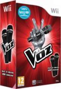 La Voz Pack con 2 micrófonos - Wii