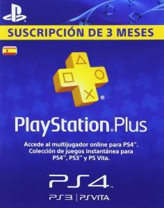 PlayStation Plus (PSN Plus) Suscripción 3 meses