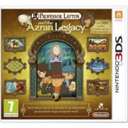 El profesor Layton y el legado de los ashalanti  - Nintendo 3DS