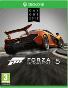 Forza Motorsport 5 Day 1 Edition