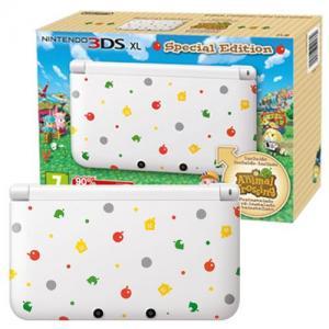 Nintendo 3DS XL Versión Especial Animal Crossing