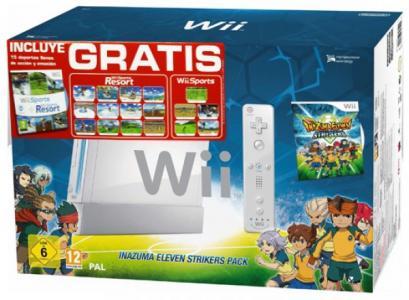 Wii Pack Inazuma + Sports Resort