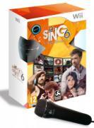 Let's Sing 6 Con 2 Micrófonos - Wii