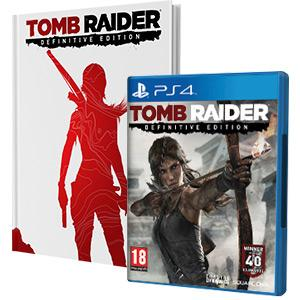 Tomb Raider Definitive Limited DigiPack Edition