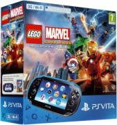 Pack Consola 3G + LEGO Marvel Super Heroes