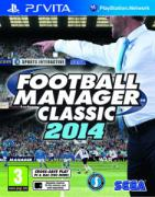 Football Manager Classic 2014  - PS Vita