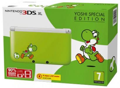Nintendo 3DS XL Versión Yoshis New Island