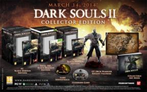 Dark Souls II Collectors Edition - XBox 360