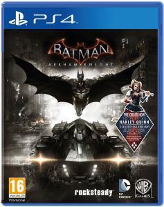 Batman Arkham Knight Para Playstation 4 Yambalu Juegos Al Mejor