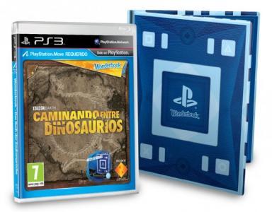 Caminando entre Dinosaurios Pack Wonderbook