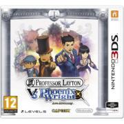 El Profesor Layton vs. Phoenix Wright: Ace Attorney  - Nintendo 3DS