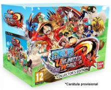 One Piece Unlimited World Red Edición Chopper Coleccionista - PlayStation 3