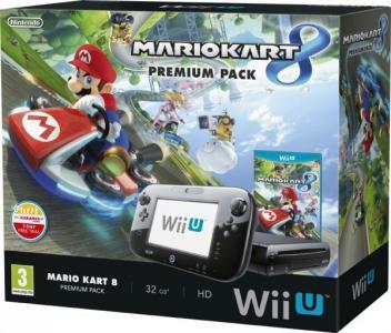 Nintendo Wii U Pack Mario Kart 8