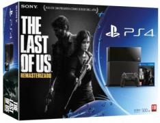 Pack consola + The Last of Us