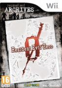 Resident Evil Archives: Zero  - Wii