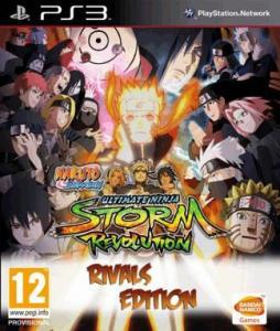 Naruto Shippuden: Ultimate Ninja Storm Revolution Edición Rivales