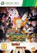 Naruto Shippuden: Ultimate Ninja Storm Revolution Edición Rivales - XBox 360