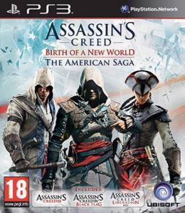 Assassin's Creed Birth of a New World: The American Saga