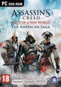 Assassin's Creed Birth of a New World: The American Saga  - PC - Windows