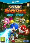 Sonic Boom: El Ascenso De Lyric  - Wii U