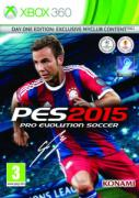 PES - Pro Evolution Soccer 2015 Day One Edition - XBox 360