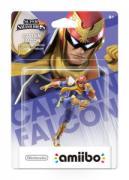 amiibo Smash Capitan Falcon