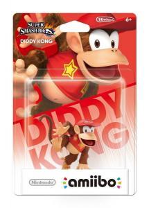 amiibo Smash Diddy Kong