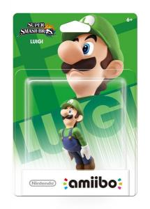 amiibo Smash Luigi
