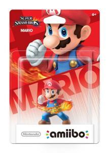 amiibo Smash Mario