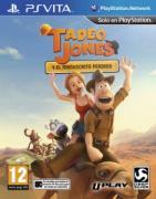 Tadeo Jones Y El Manuscrito Perdido  - PS Vita