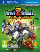 Invizimals: La Resistencia  - PS Vita