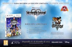 Kingdom Hearts 2.5 HD Remix Limited Edition - PlayStation 3