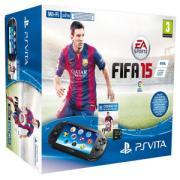 Pack consola slim + FIFA 15 + Tarjeta 4GB