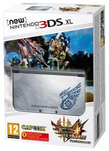 New Nintendo 3DS XL Edición Monster Hunter Ultimate 4