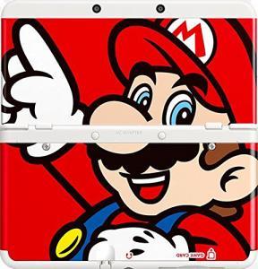 Cubierta New Nintendo 3DS Mario
