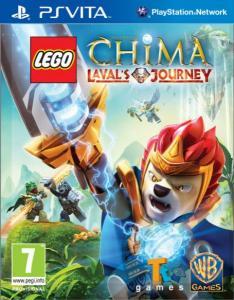 LEGO La Leyenda de Chima: El Viaje de Laval