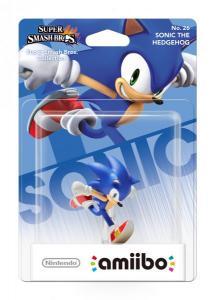 amiibo Smash Sonic