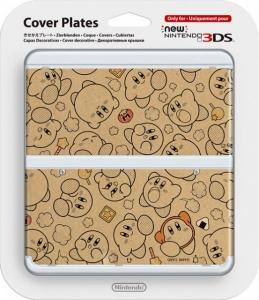Cubierta New Nintendo 3DS Kirby