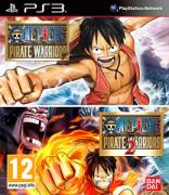 One Piece: Pirate Warriors 1 + One Piece: Pirate Warriors 2  - PlayStation 3