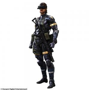 Figura Snake - Metal Gear Solid: Ground Zeroes