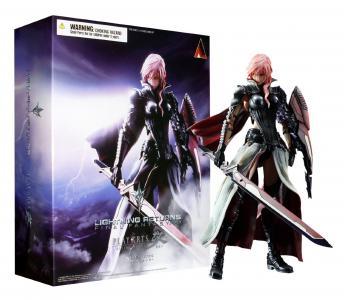 Figura Lightning Returns Final Fantasy XIII