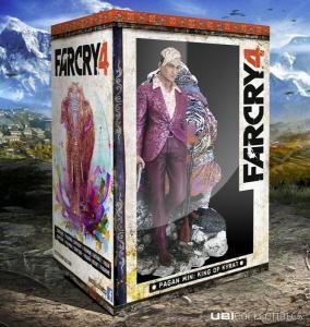 Figura Pagan Min - Far Cry 4