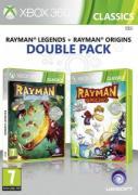 Compilation: Rayman Legends + Origins  - XBox 360
