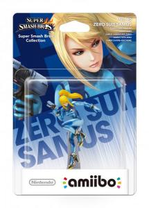 amiibo Smash Zero Suit Samus