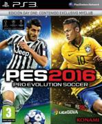 PES - Pro Evolution Soccer 2016 Day One Edition - PlayStation 3