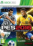 PES - Pro Evolution Soccer 2016 Day One Edition - XBox 360